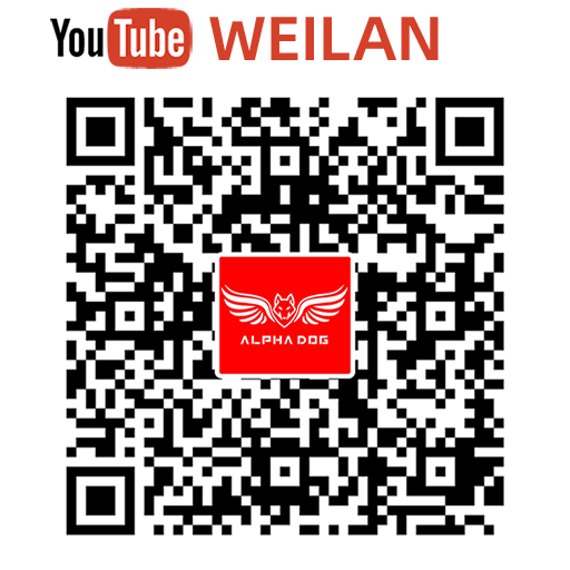 YouTube QR Code