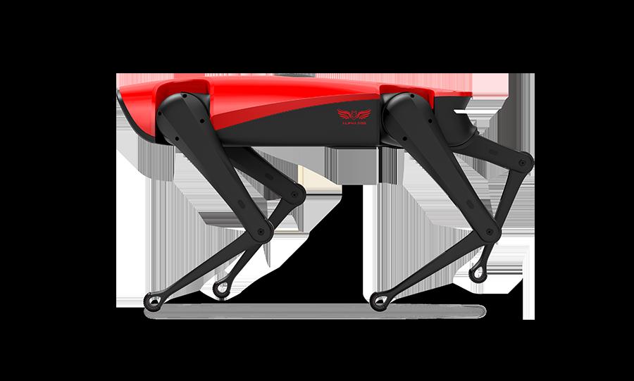 WEILAN AlphaDog E400L Walk