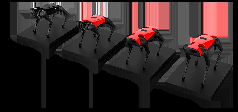 Four AlphaDogs
